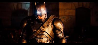 La armadura de Batman me encanta *-*