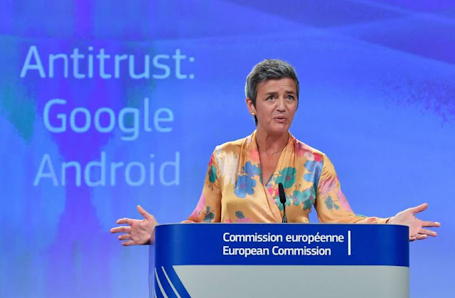 What Android Users Should Know About Google's Fight With EU