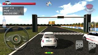 Hack Mod Race Simulator