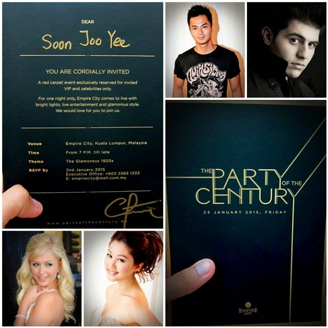 Experience on the Party of the Century Empire City, Damansara Perdana