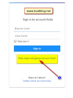 cara mengetahui alamat email yahoo