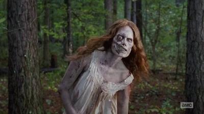 Homenaje de 'The Walking Dead' a 'Ghost Story'