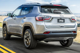 2017 Jeep Compass Rating: Baby Grand