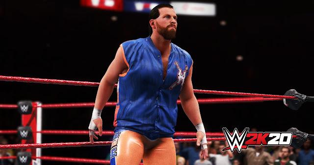 WWE 2K20 PC Full imagenes