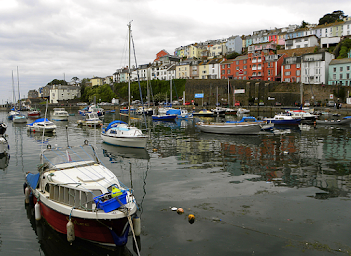 BRIXHAM, DEVON, UK