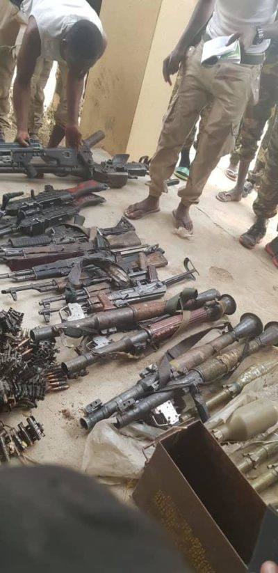 Up to 90 Boko Haram Terrorist Killed By Nigerian-Cameroonian-Chadian Warriors