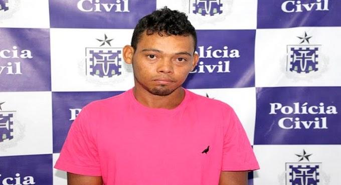 Jaguarari: Pai confessa ter estuprado a filha de 5 anos e está preso no Complexo de Bonfim