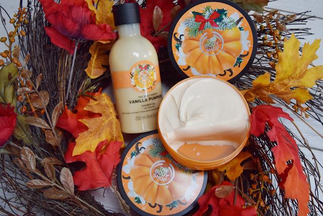The Body Shop Pumpkin Vanilla