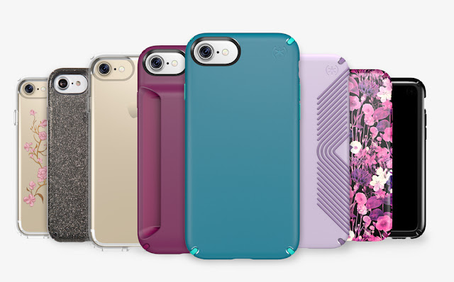 A selection of cases available on the Speck website.