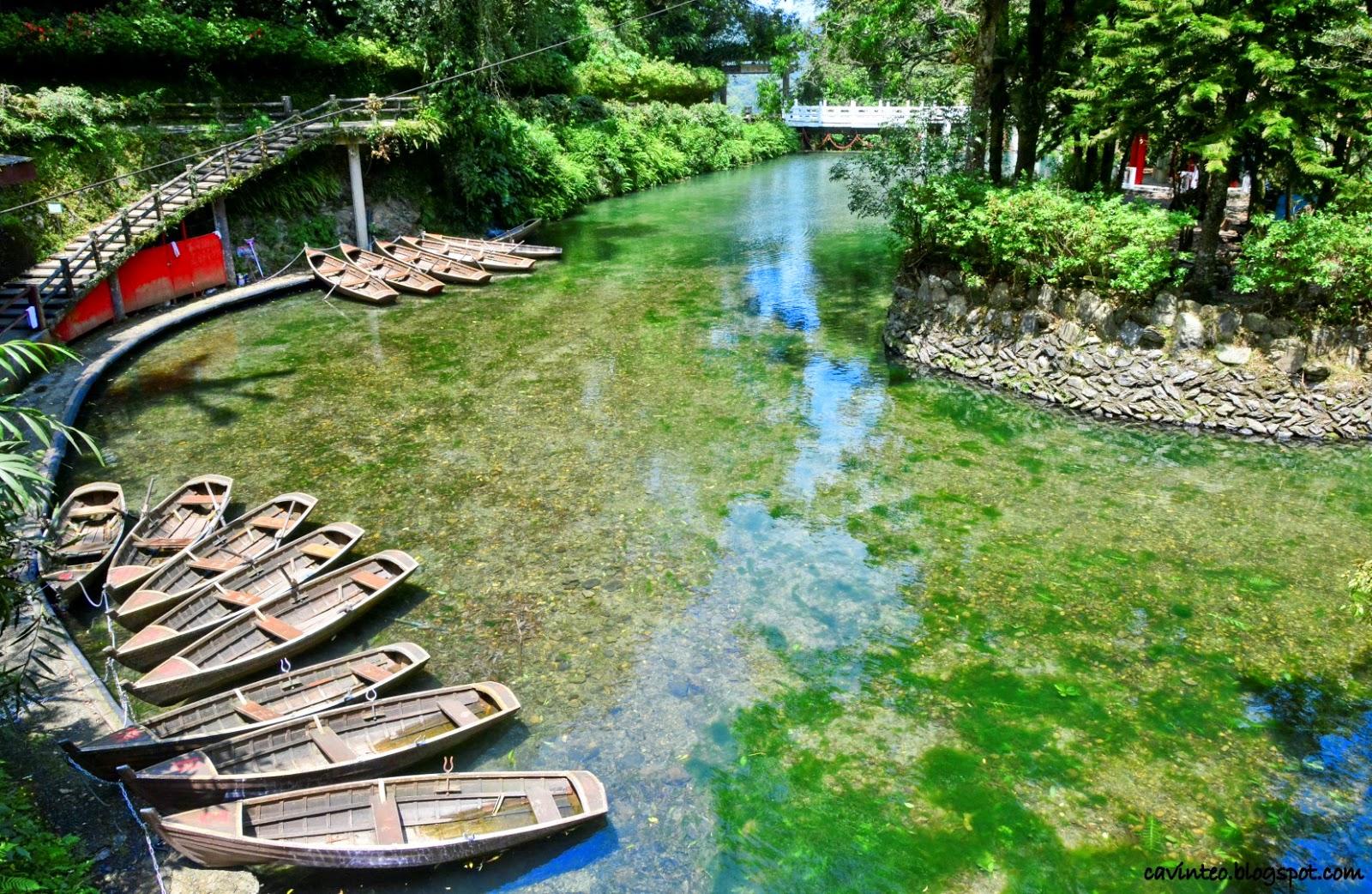 Entree Kibbles Yun Hsien Park Resort An Old