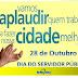 Prefeito Dr. José Adriano de Mundo Novo parabeniza os servidores públicos
