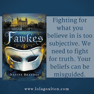 Quote from Fawkes by Nadine Brandes