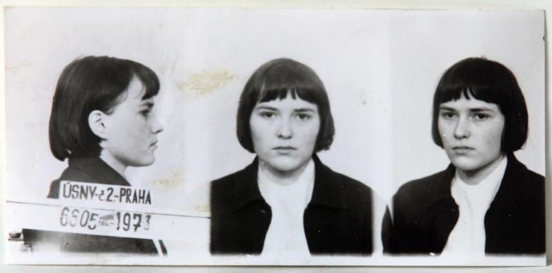 Olga Hepnarova - notitarde