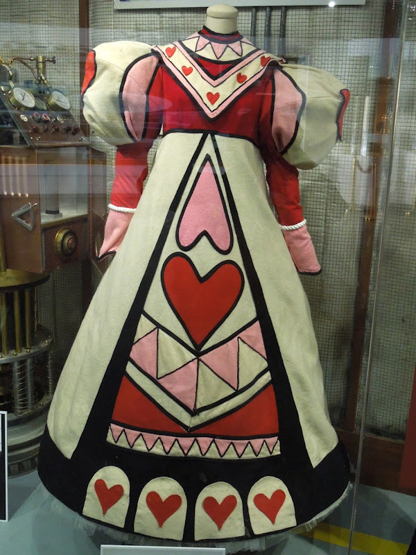 Alice Through Looking Glass dress 1966