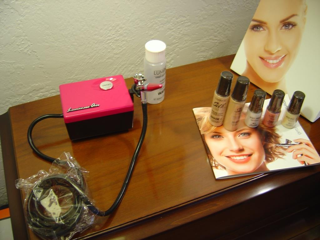 Luminess Air Makeup Airbrush System unboxed.jpeg