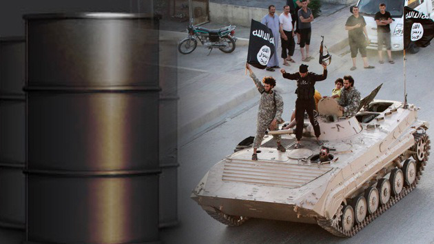 Por dentro do ISIS Inc: A viagem de um barril de petróleo