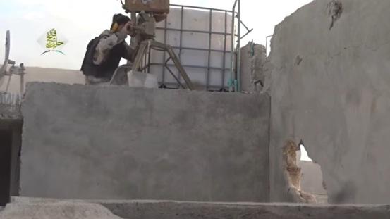 Video: Aksi Pejuang Jaisyul Fath dan Brigade al-Furqan Hantam di Timur Aleppo