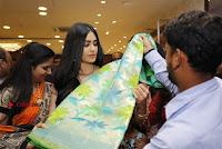 Actress Adah Sharma Launches Saree Niketan Showroom  0028.jpg