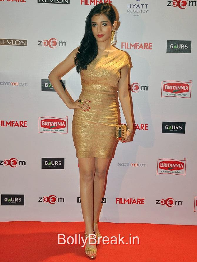 Amrita Rao, Filmfare Awards 2015 Red Carpet Pics for Nominations Pre Party