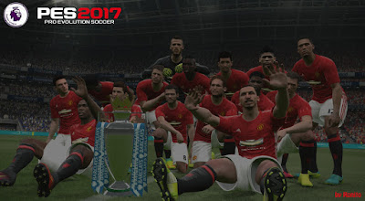 PES 2017 21 Trophy Collection by Ronito
