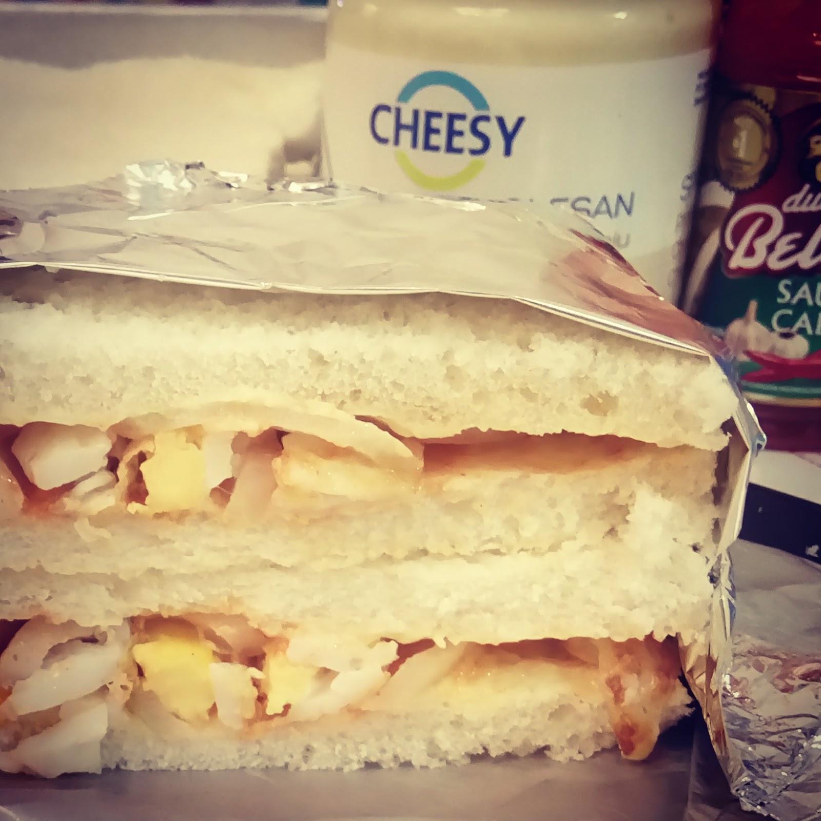 Resep Sandwich Cheesy yang Enak