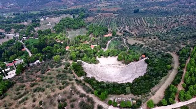 Περιβαλλοντικό και αρχαιολογικό πάρκο στο Ασκληπιείο Επιδαύρου  -  Εντάχθηκε στο Επιχειρησιακό Πρόγραμμα ΥΜΕΠΕΡΑΑ