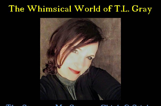 The Whimsical World of T.L. Gray - The Story - My Story - Chick-O-Sticks, Sunkist and Gas Lines