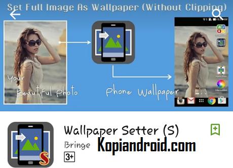wallpaper setter
