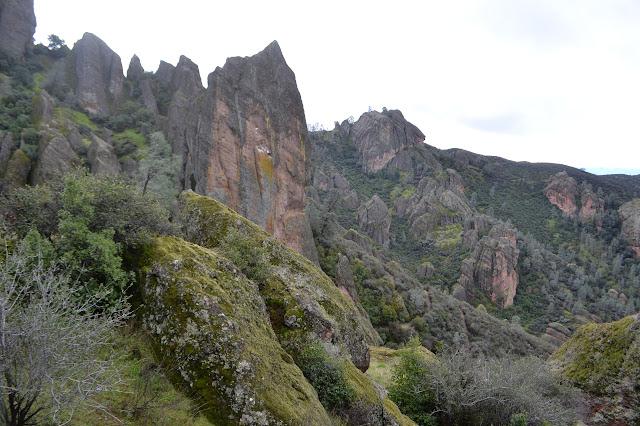 more pinnacles