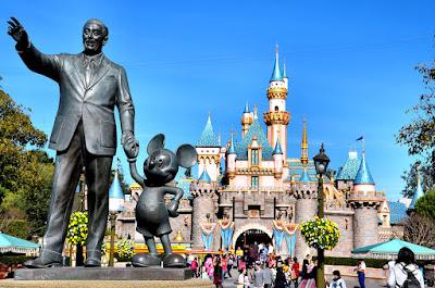 Disneyland Anaheim USA