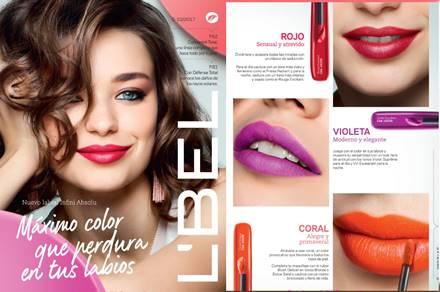 catalogo lbel mexico campaña 10 2017