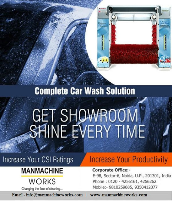 Commercial Car Wash Loans