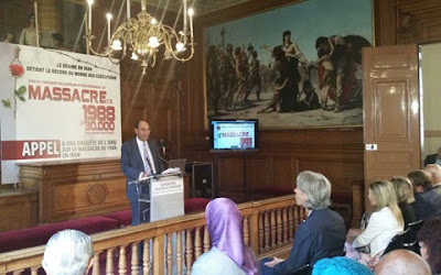 EU Should Seek Justice for Victims of 1988 Massacre in Iran: Alejo Vidal Quadras