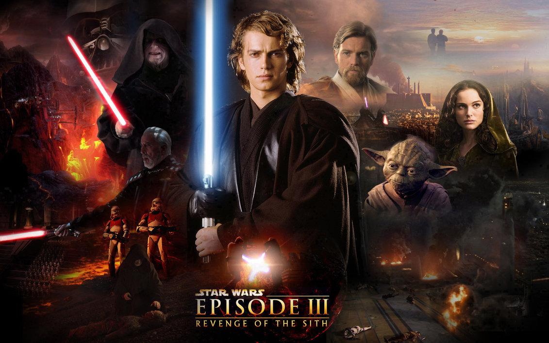 Star Wars Episodio III La Venganza de los Sith Descarga Mega HD Español Latino