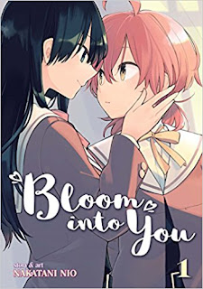 Yuu and Nanami from Bloom Into You Volume 1