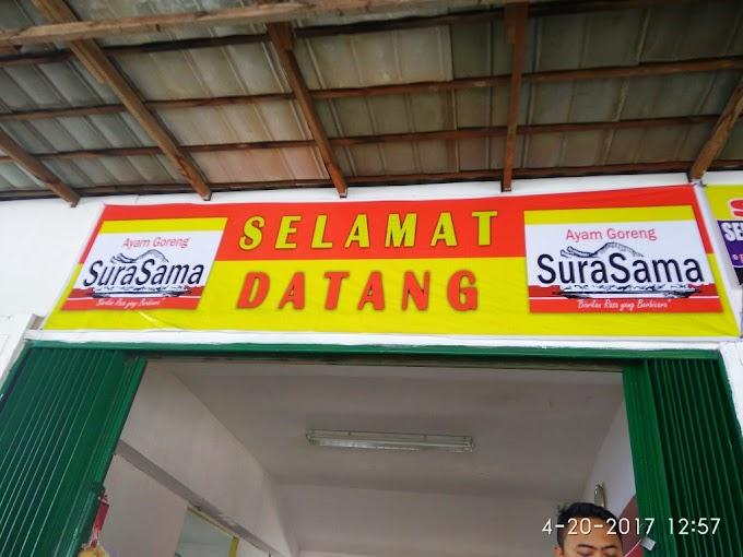 Tempat Makan (Enak) di Samarinda #1*  Rumah Makan Ayam Goreng Surasama