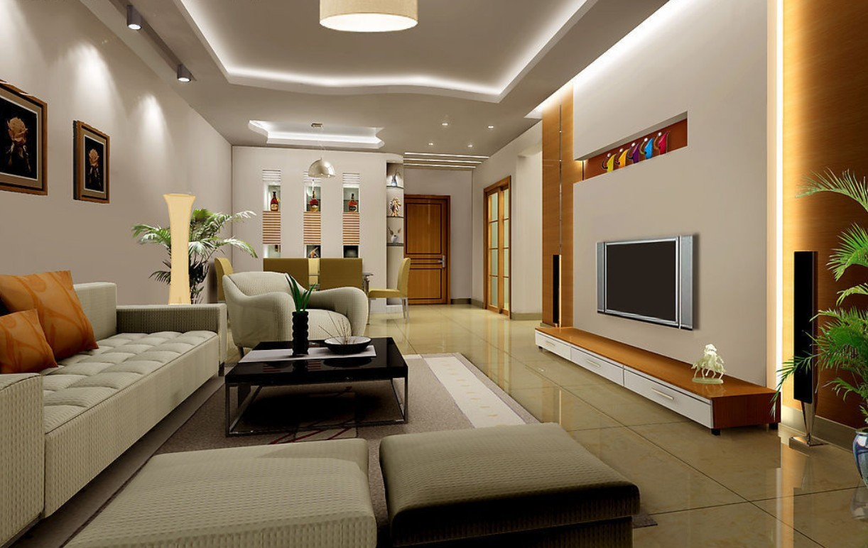 3d Interior Design Vintage Home