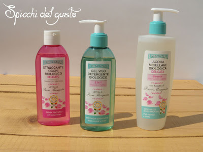 prodotti beauty routine
