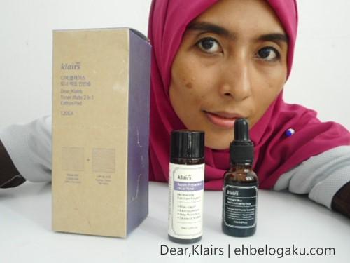 Produk skincare usia 30 tahun keatas,Skincare Dea,Klairs,Anti Aging