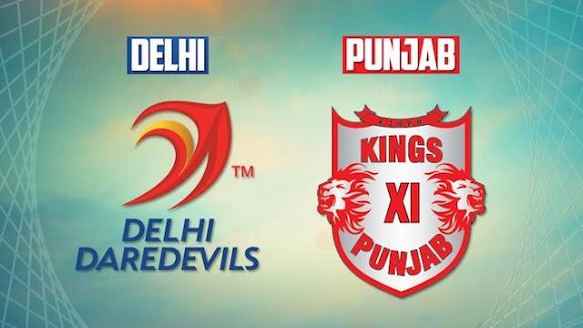 DD vs KXIP Dream11 Predictions & Betting Tips, IPL 2018 Today Match Predictions