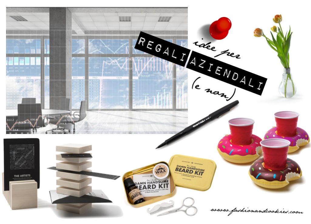 Regali aziendali di design: qualche idea su Fashion and Cookies fashion blog, lifestyle blog