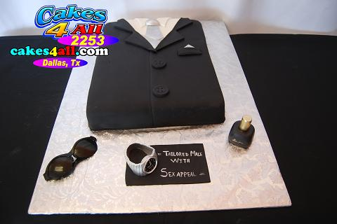Tuxedo Grooms Cake Ready To Be Wed By Cakes 4 All Plano Tx