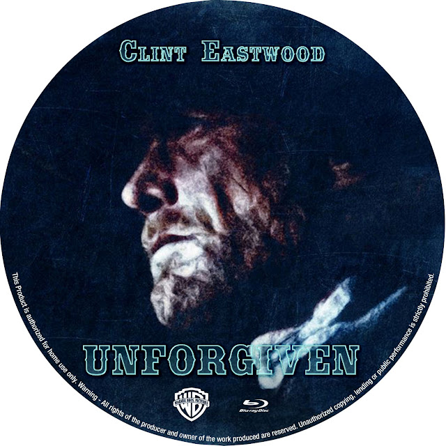 Unforgiven Bluray Label