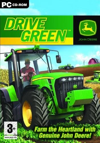 John Deere Drive Green Download Free Full PC Game ~ PAK ...