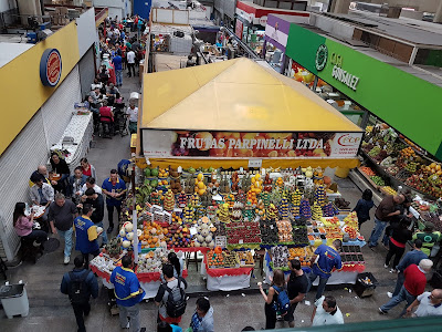frutas mercado municipal sp