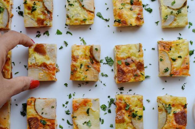 Tortilla Española Appetizer Recipe