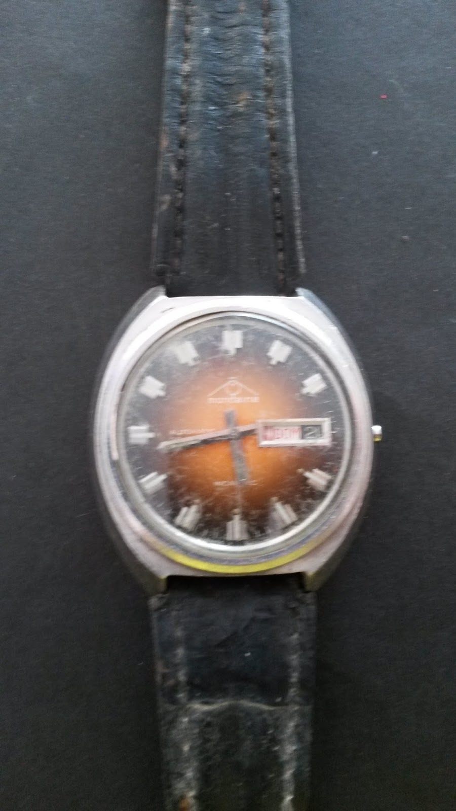 7fd66c61d06 Também faltando a coroa e a tige ( cabeça de acertar as horas e o pino  interno).