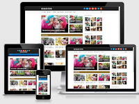 Template Blog SEO Friendly Video Galeri Free Premium