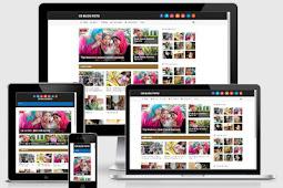 Template Blog SEO Friendly Video Galeri Free Premium