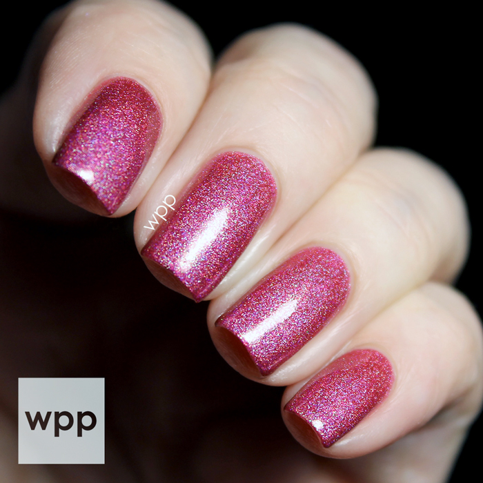 GLAM Polish Red-Handed